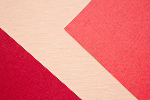 istock Abstract background made with paper 1165897382