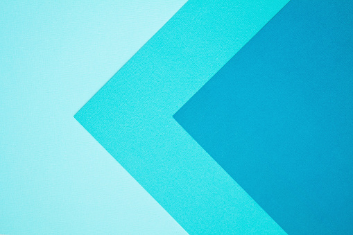 istock Abstract background made with paper 1165897423