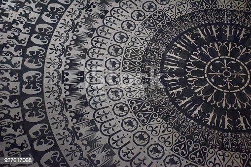 Abstract Background Mandala