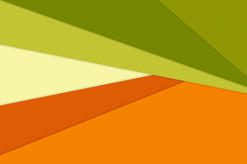 Abstract Background Material Design Wallpaper Orange And