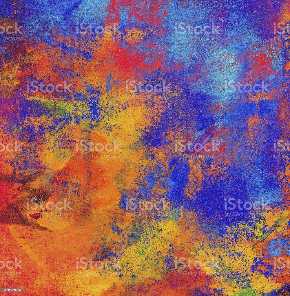 Abstract background nature painting圖像檔