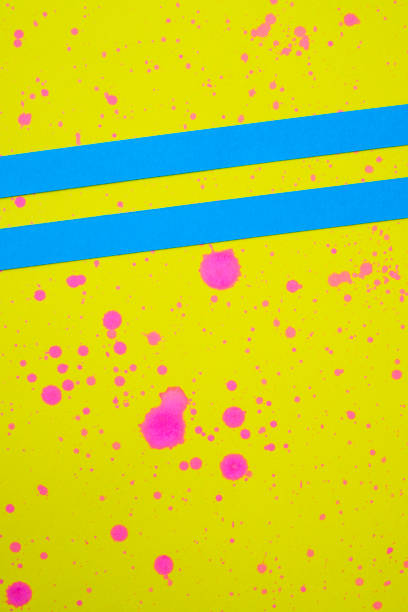 Abstract background of colored paper. stock photo