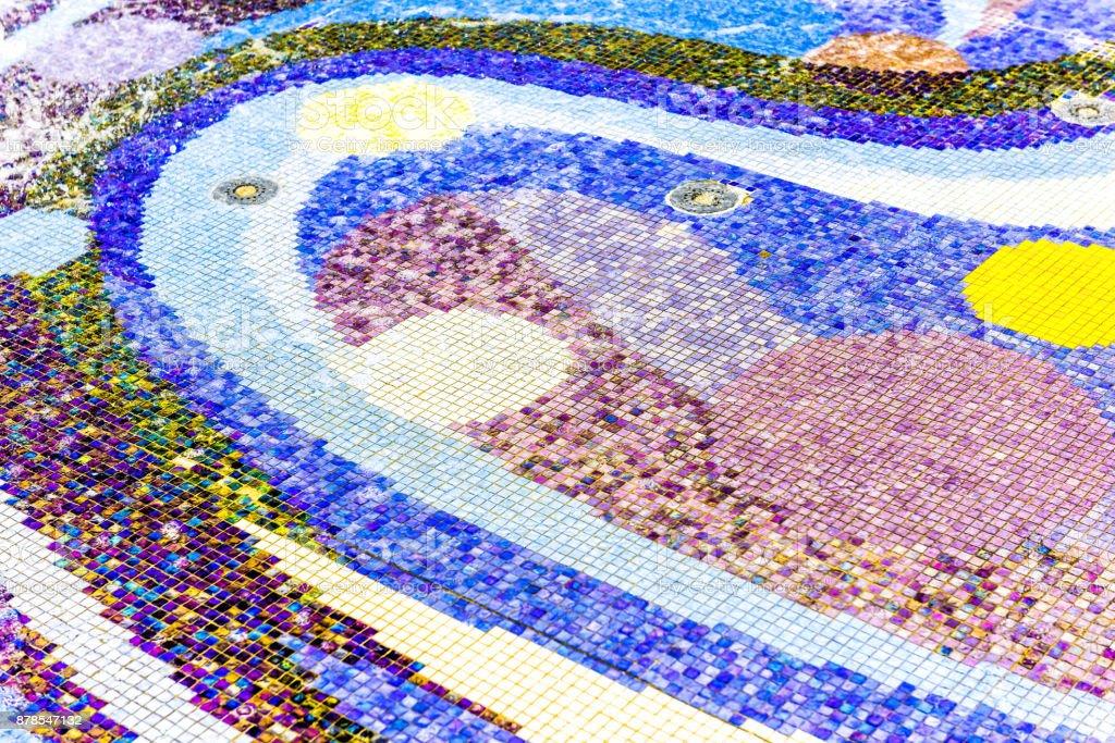 Zusammenfassung Hintergrund Bunt Lila Blauen Grunen Und Gelben