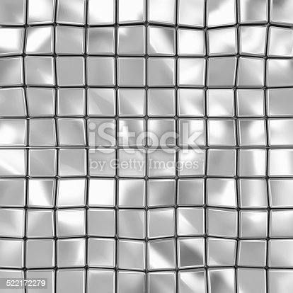96897092istockphoto Abstract Background of Metal Cubes 522172279