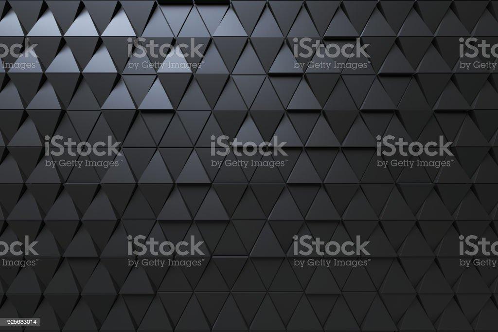 Abstrakten Hintergrund polygonale Form – Foto