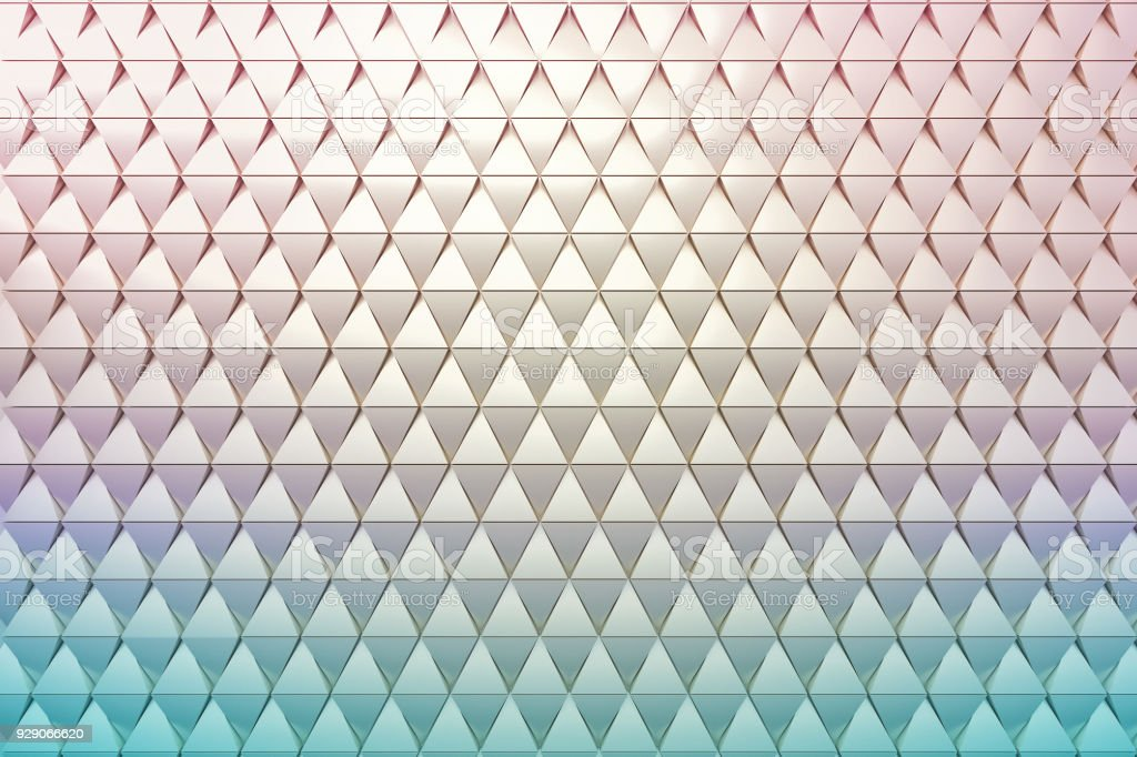 Abstract background of polygonal shape stock photo