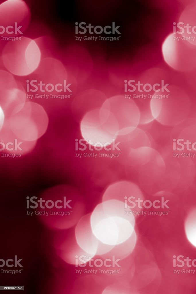 abstract background of red festive bokeh royalty-free stock photo