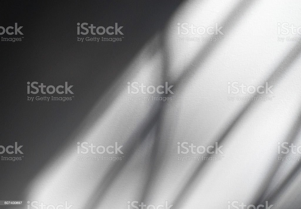 Abstract background of soft shadow lines stock photo