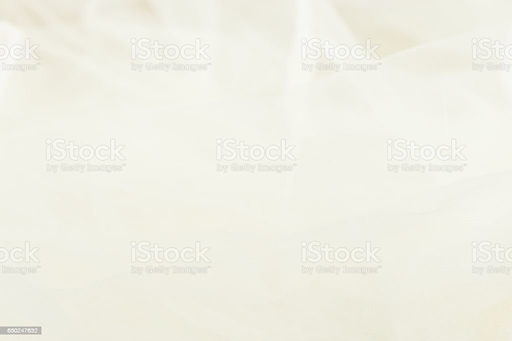Abstract background of white wedding textile stock photo