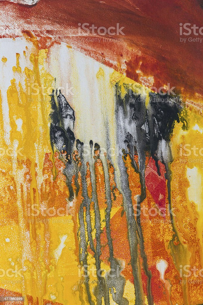 Abstract background on a paper royalty-free stock photo
