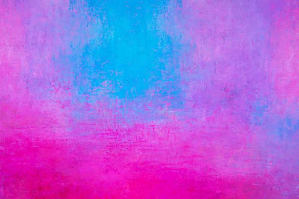 abstrait peint texture - fond multicolore photos et images de collection