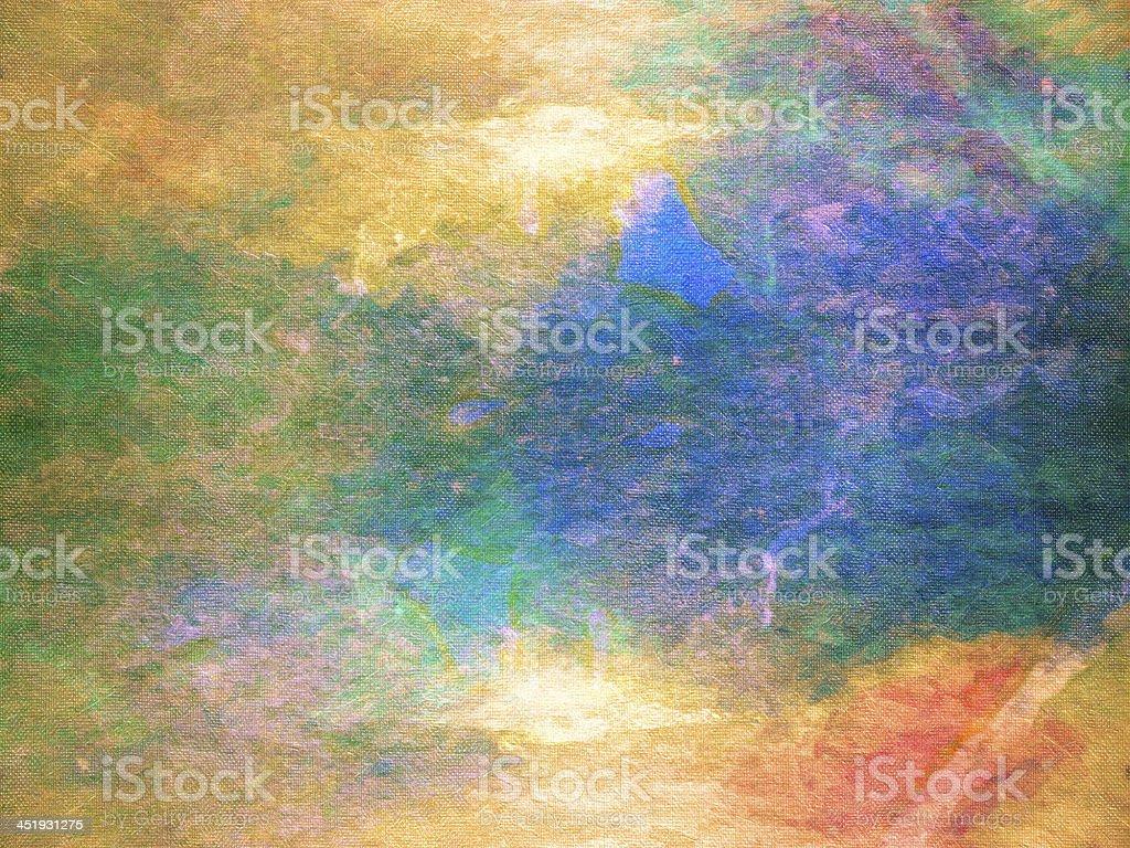 Foto hintergrund malen