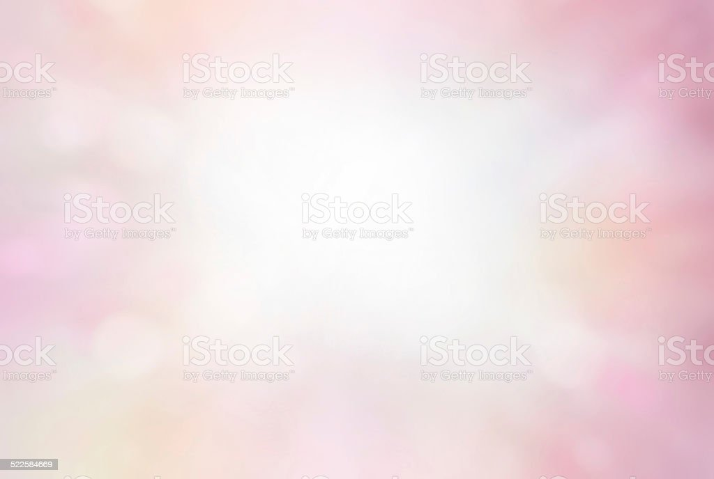 Abstract background ,pastel colors, soft and blur concept stock photo