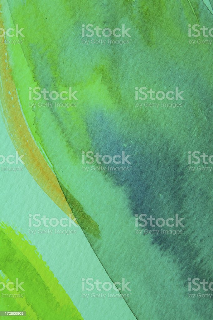 Abstract background (water color) royalty-free stock photo