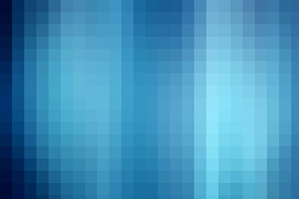 abstract background - pixellated stock photos and pictures