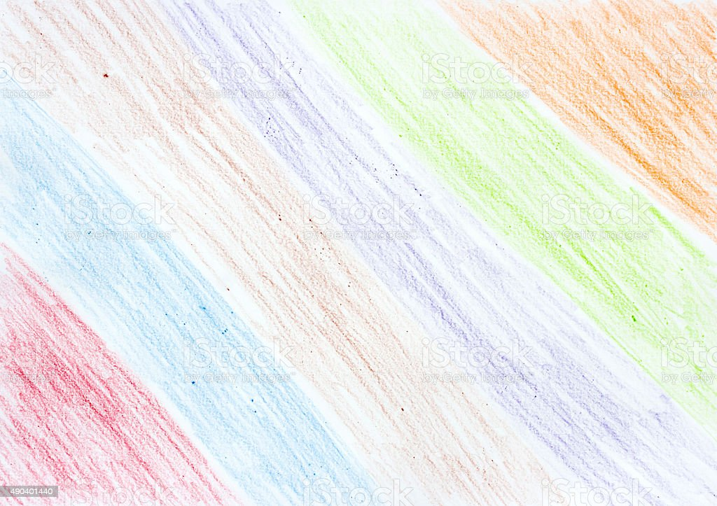 Abstract background (pencil) stock photo