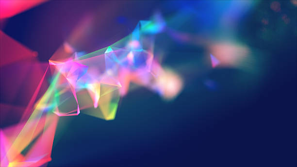 abstract background - fractal stock photos and pictures