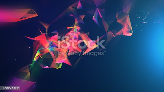 istock Abstract Background. 673275422