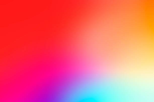 arrière-plan abstrait - fond multicolore photos et images de collection