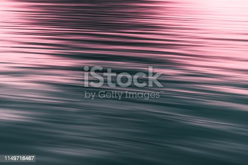 528963376 istock photo Abstract Background, Pink Sunset, Water Surface, Play of Ripples 1149716467