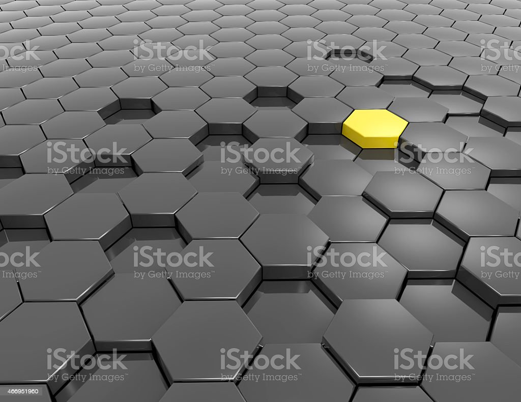 Abstract background polygonal design stock photo