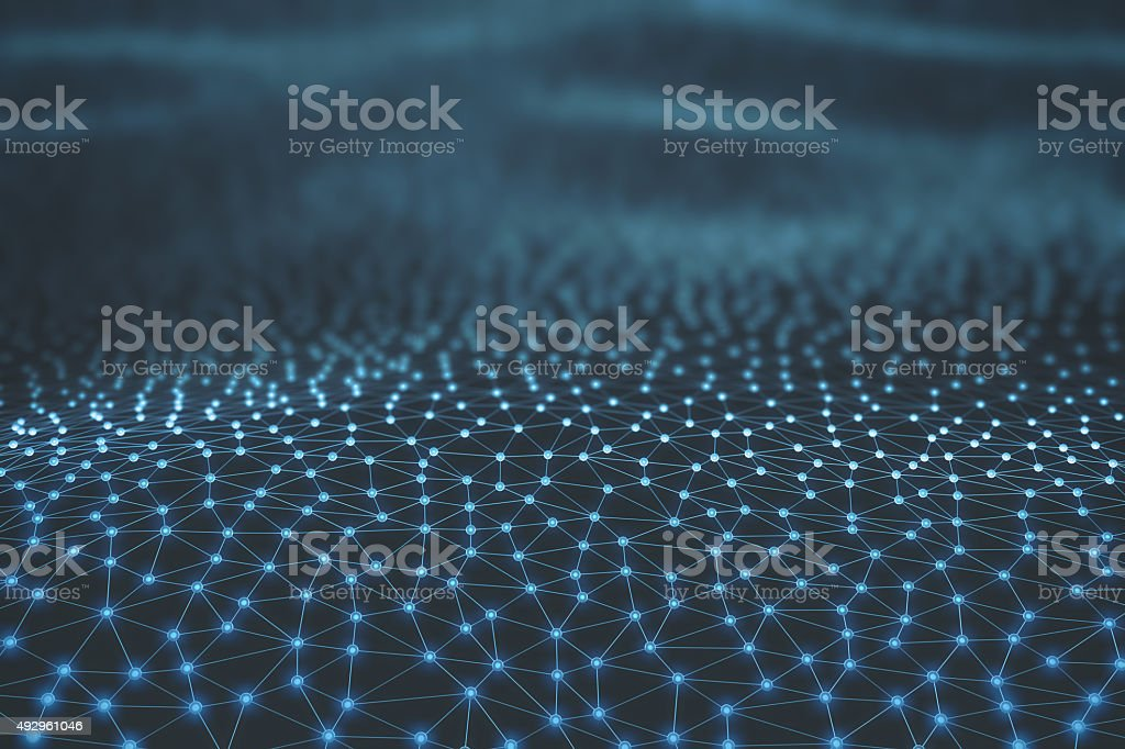 Abstract Background Science Technology stock photo