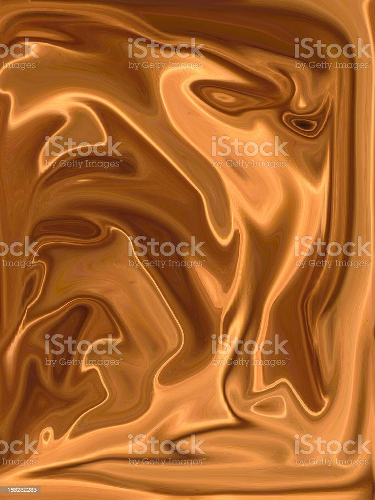 Abstract background - silk fire flame texture royalty-free stock photo