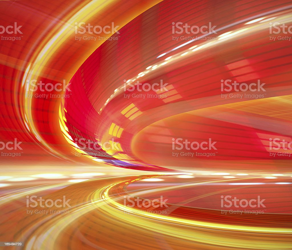 Abstract Background speed illustration stock photo