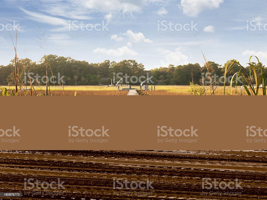 Abstract Background Square stock photo