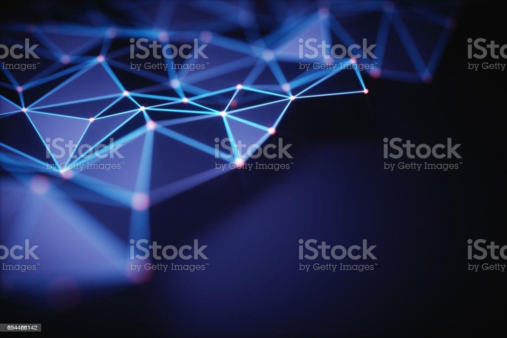 Zusammenfassung Hintergrund Technologie Verbindung – Foto