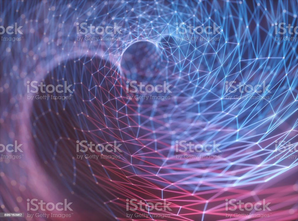 Abstract Background Technology stock photo
