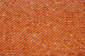 abstract background texture brown tile roof pattern