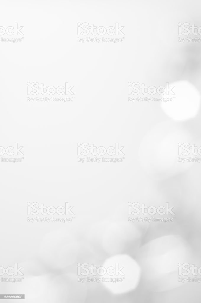 Abstract background with a white light blur zbiór zdjęć royalty-free
