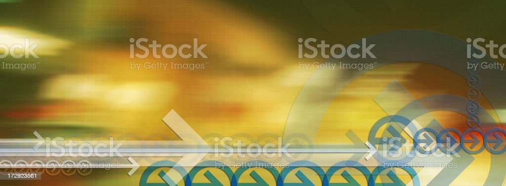 Abstract Background with Arrows 1 royalty-free stock photo