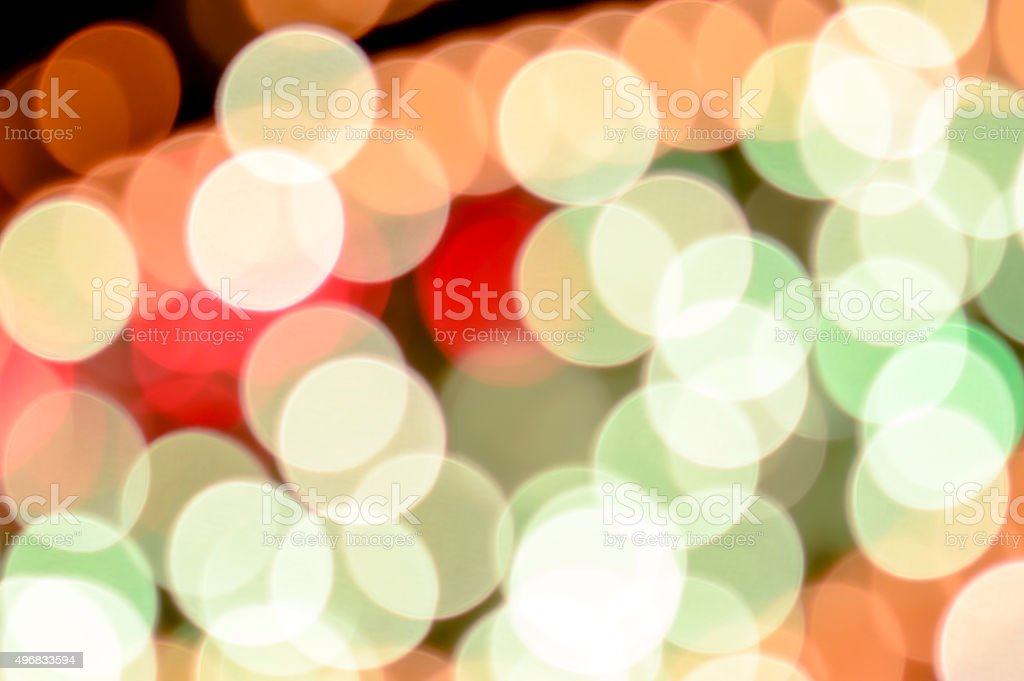 abstract background with bokeh defocused lights and bright bokeh stock photo