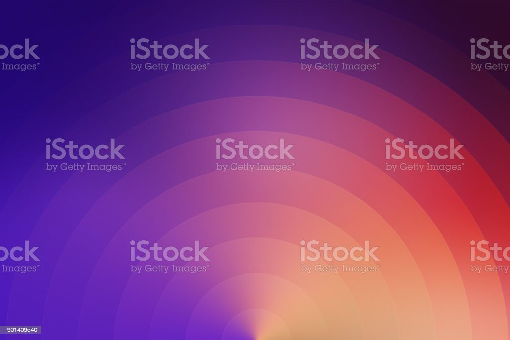 Abstract Background with Circles and Curves stock photo