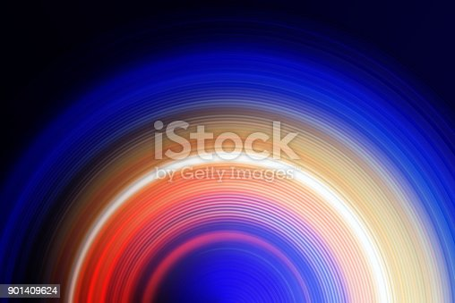 901409540istockphoto Abstract Background with Circles and Curves 901409624