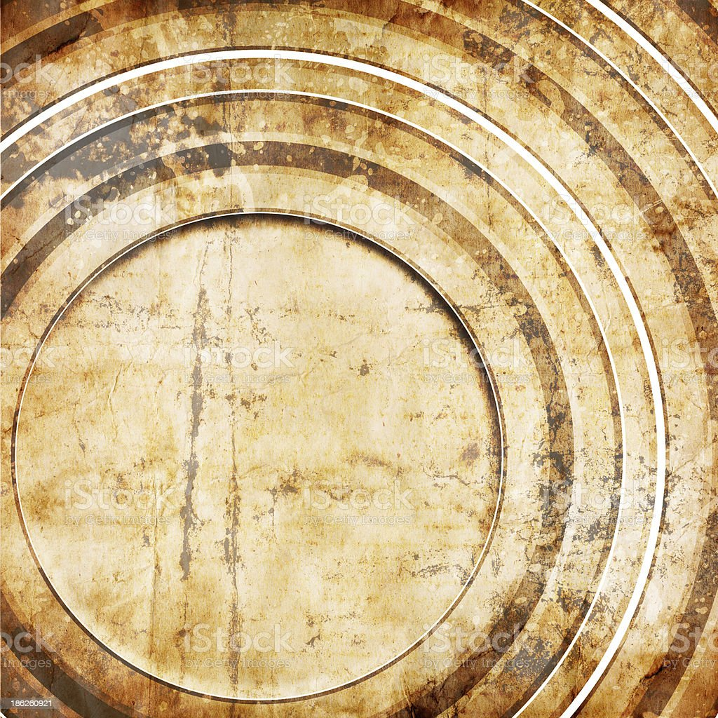 abstract background with circles royalty-free stock photo