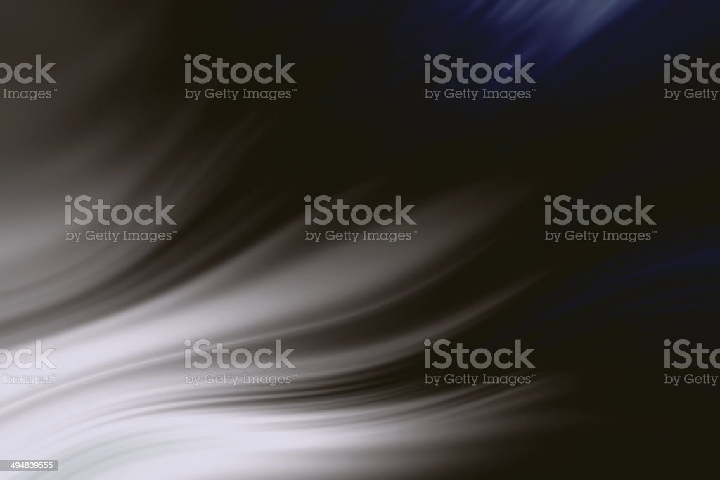 Abstract background with flame-shaped curves royalty-free stock photo