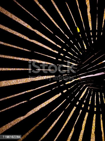 Abstract background with light and shadow on rocky floor texture