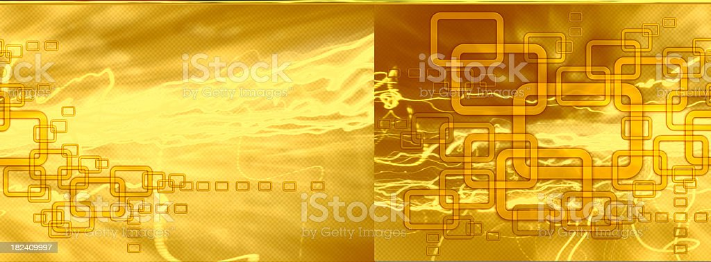 Abstract Background with Rectangles royalty-free stock photo