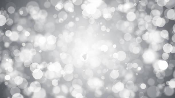 抽象背景與銀色散 - thank you background 個照片及圖片檔
