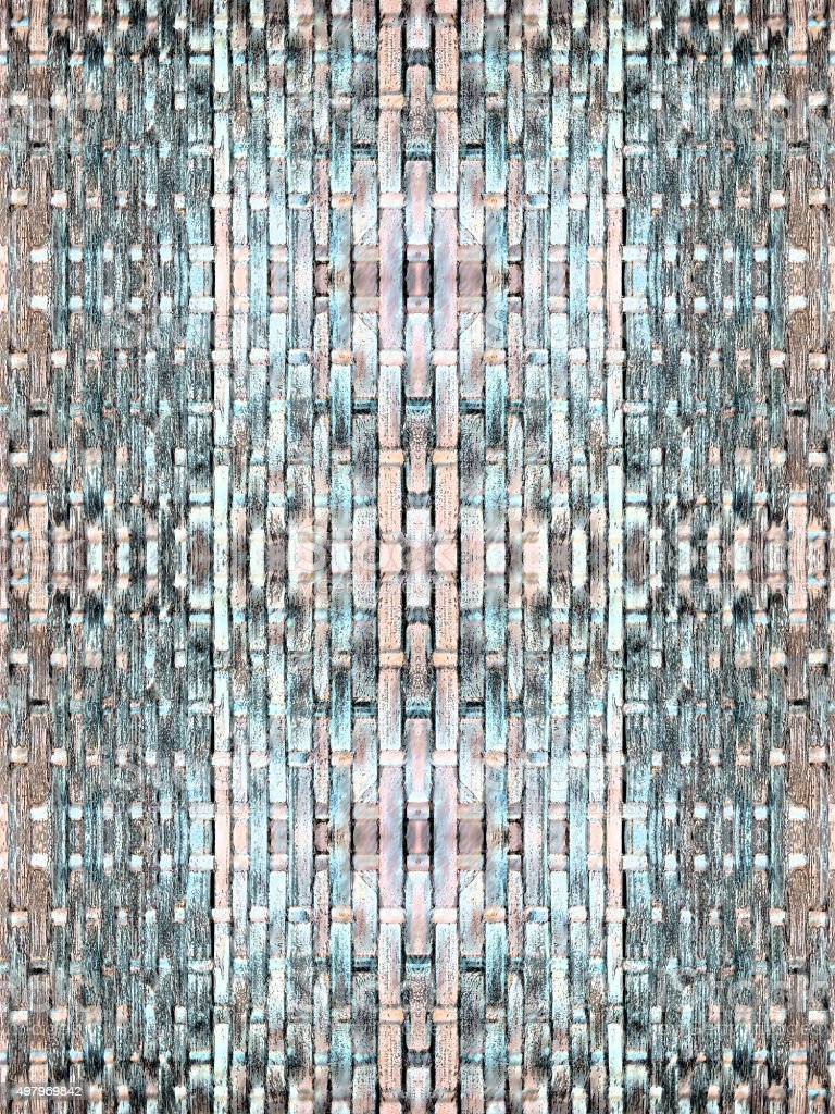 Abstract background with the structure of the Mat stock photo