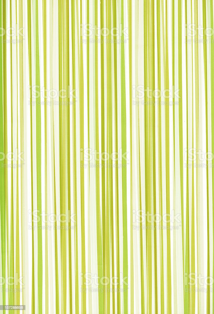 Abstract background with vertical green toned lines stock photo