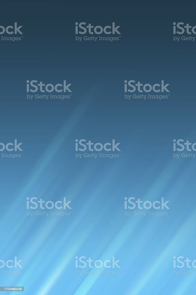 Abstract background with white and blue stock photo