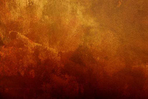 Rusty brown wall in XXL size.