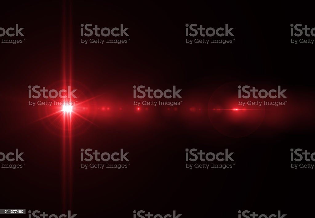 Abstract backgrounds red laser light (super high resolution) stock photo