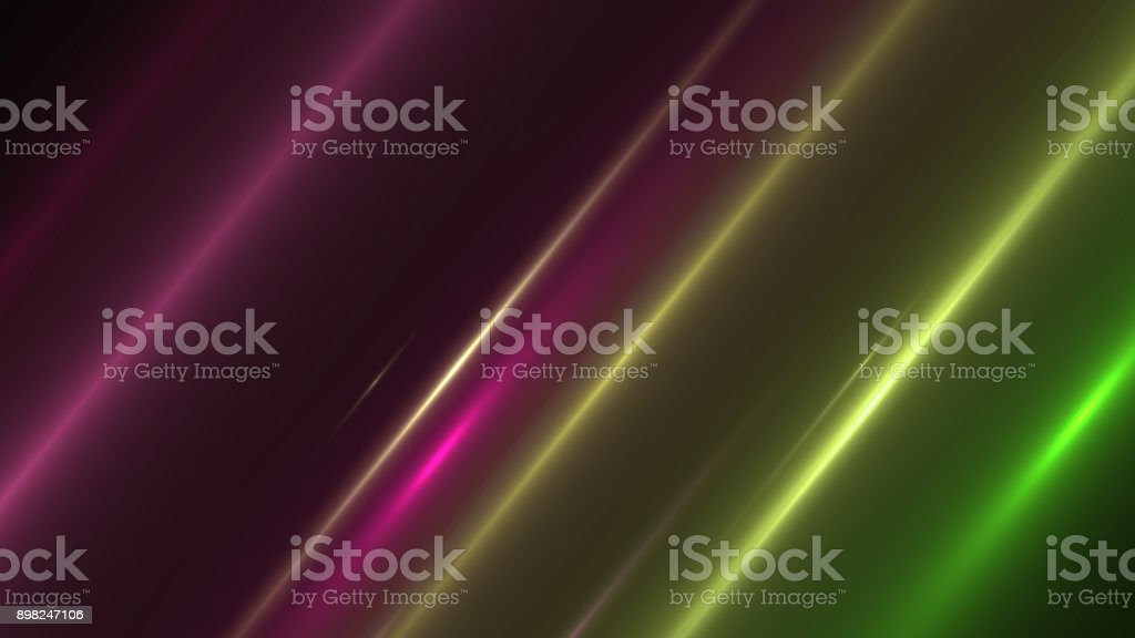 Abstract backgrounds space neon lights (super high resolution) digitally generated image. stock photo