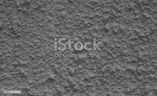 Abstract backgrounds with cement wall on black and white color and copy space