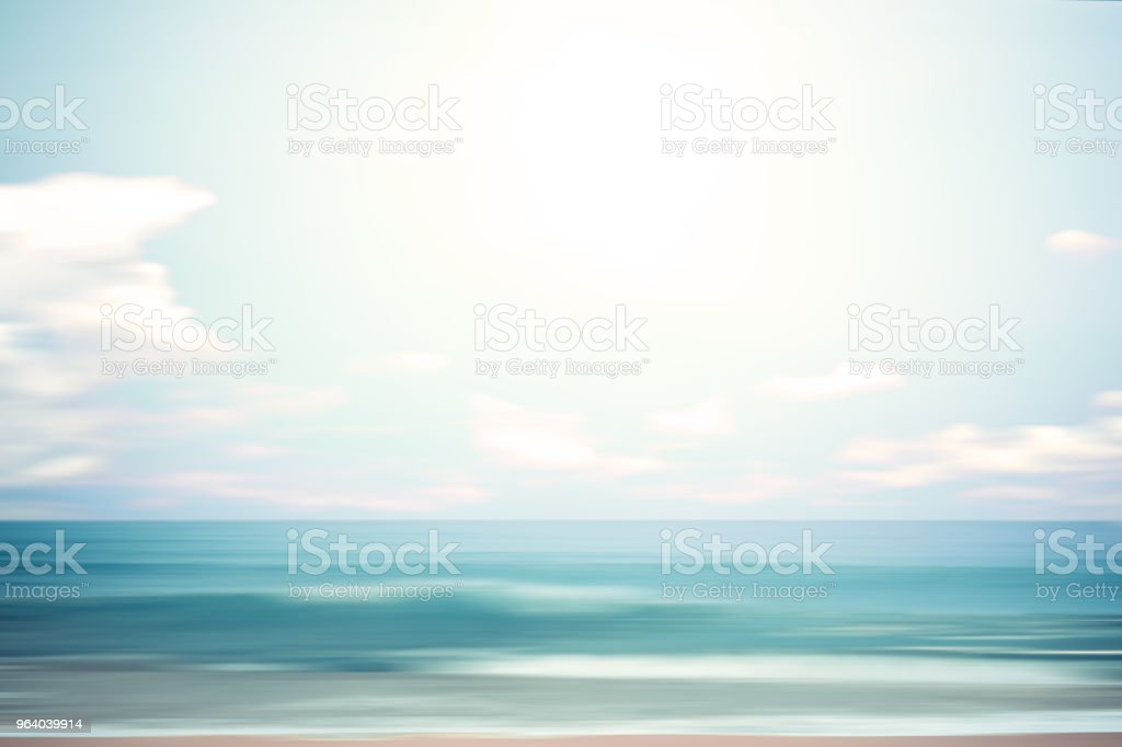 abstract beach background - Royalty-free Abstract Stock Photo